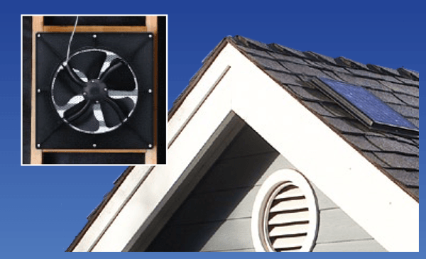 Solar Attic Fans Install Now To Prevent Costly Repairs
