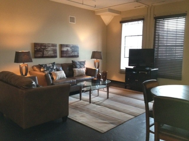 furnished apartments Bentonville AR