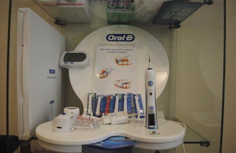 strumenti OralB