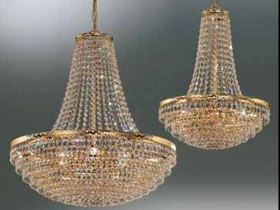 lampadari strass swarovski