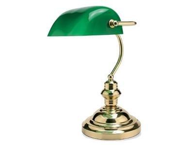 lampada tavolo verde