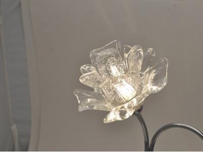 fiore di vetro