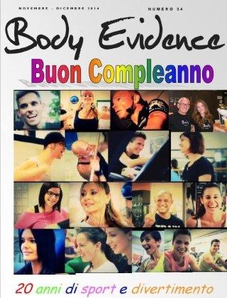 Giornalino Body Evidence