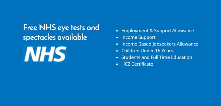 89ff1e3134f Free NHS eye tests