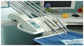 Gli strumenti del dentista