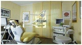 Postazione odontoiatrica