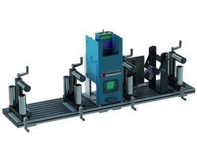 macchianrio misurazione laser