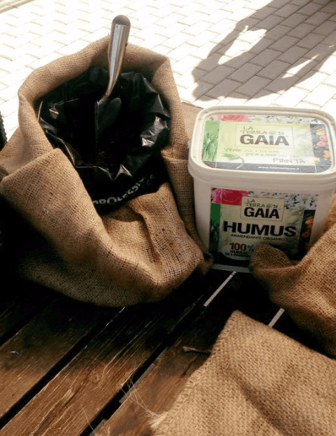 humus - ammendante