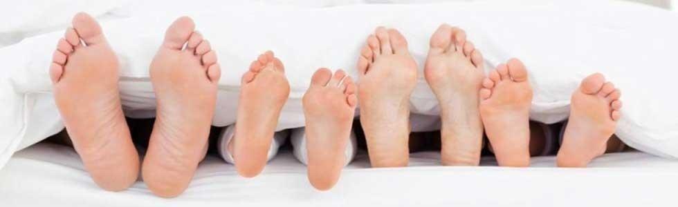 benessere dei piedi Olbia