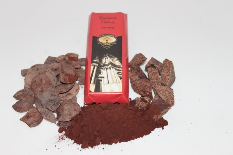 Cioccolato di Modica ai fichi d'India