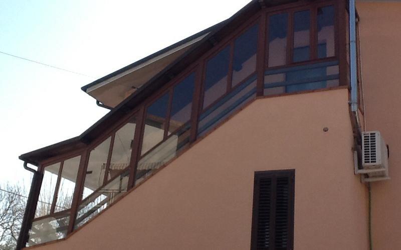 spesso Infissi per capannoni - Osimo - Ancona - Crucianelli Infissi RP74