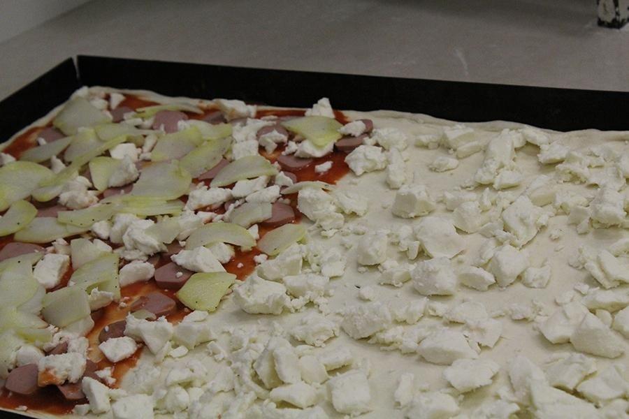pizza al taglio Matera