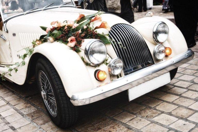 Auto matrimonio con conducente Avellino