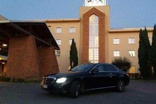 autonoleggio con conducente roma