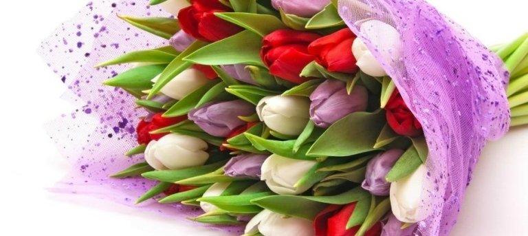 realizzazione bouquet