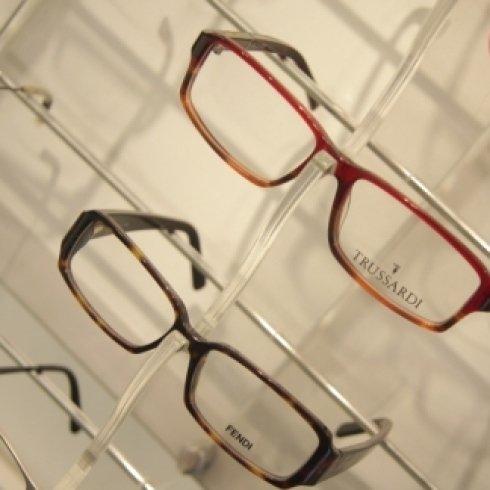 occhiali da sole con lenti ottiche, occhiali da vista