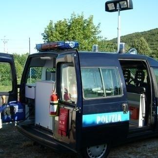 Ufficio mobile Polizia Municipale