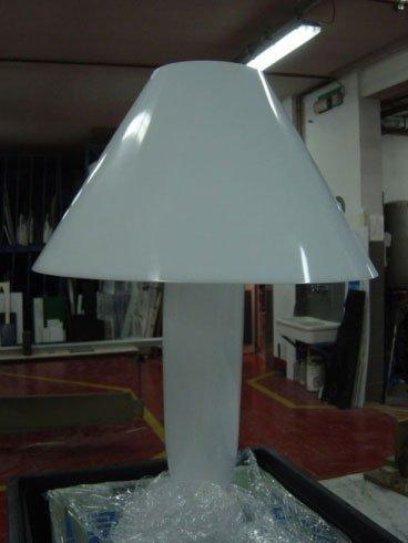 copertura lampada