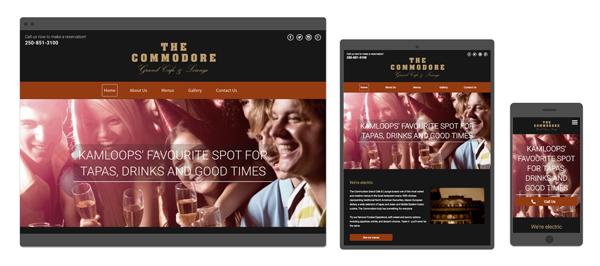 Kamloops Web design