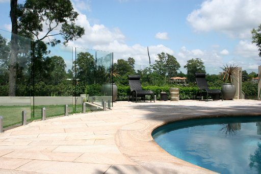 Pool Fencing In Adelaide Secure Your Pool Area Concept