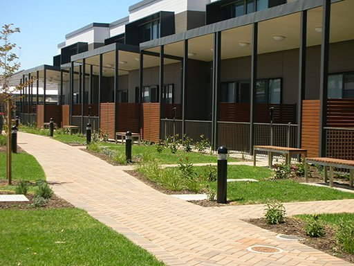Slat fencing products in Adelaide