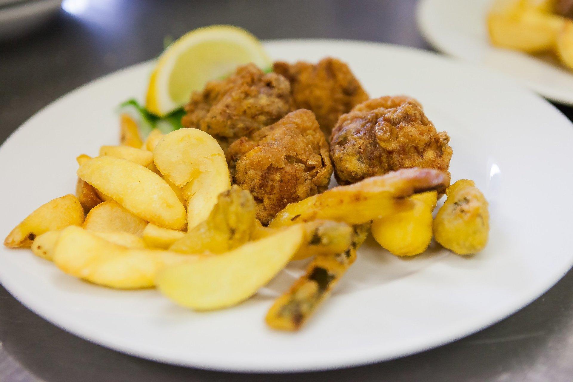 piatto tipico toscano