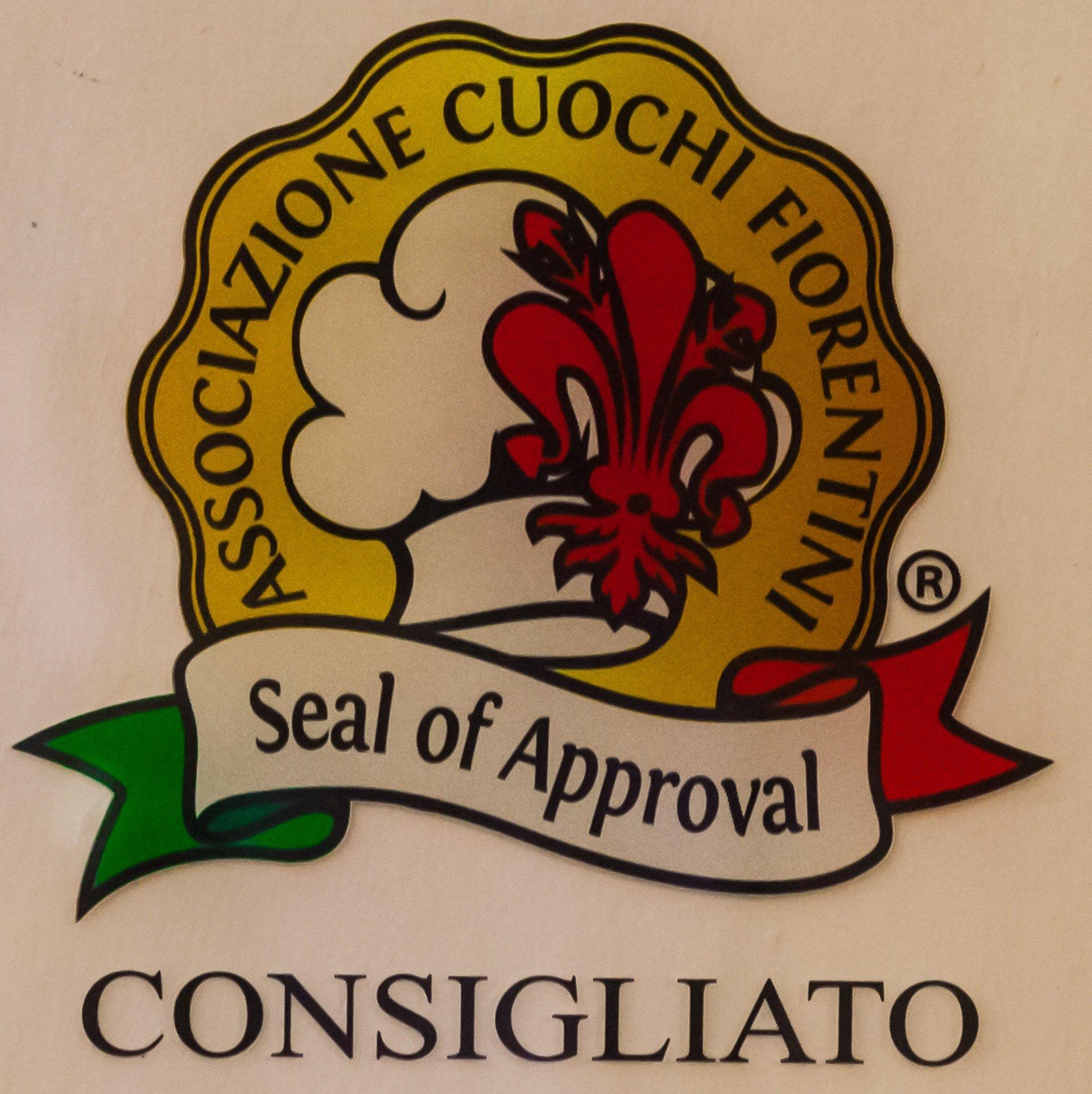logo cuochi fiorentini