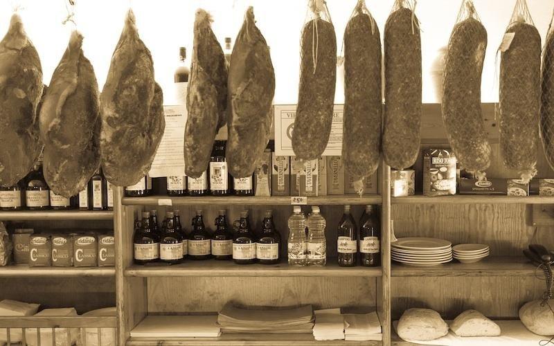 prodotti tipici toscani del mugello