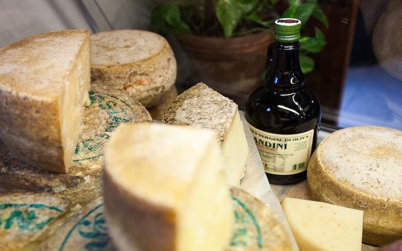 formaggio toscano o del mugello