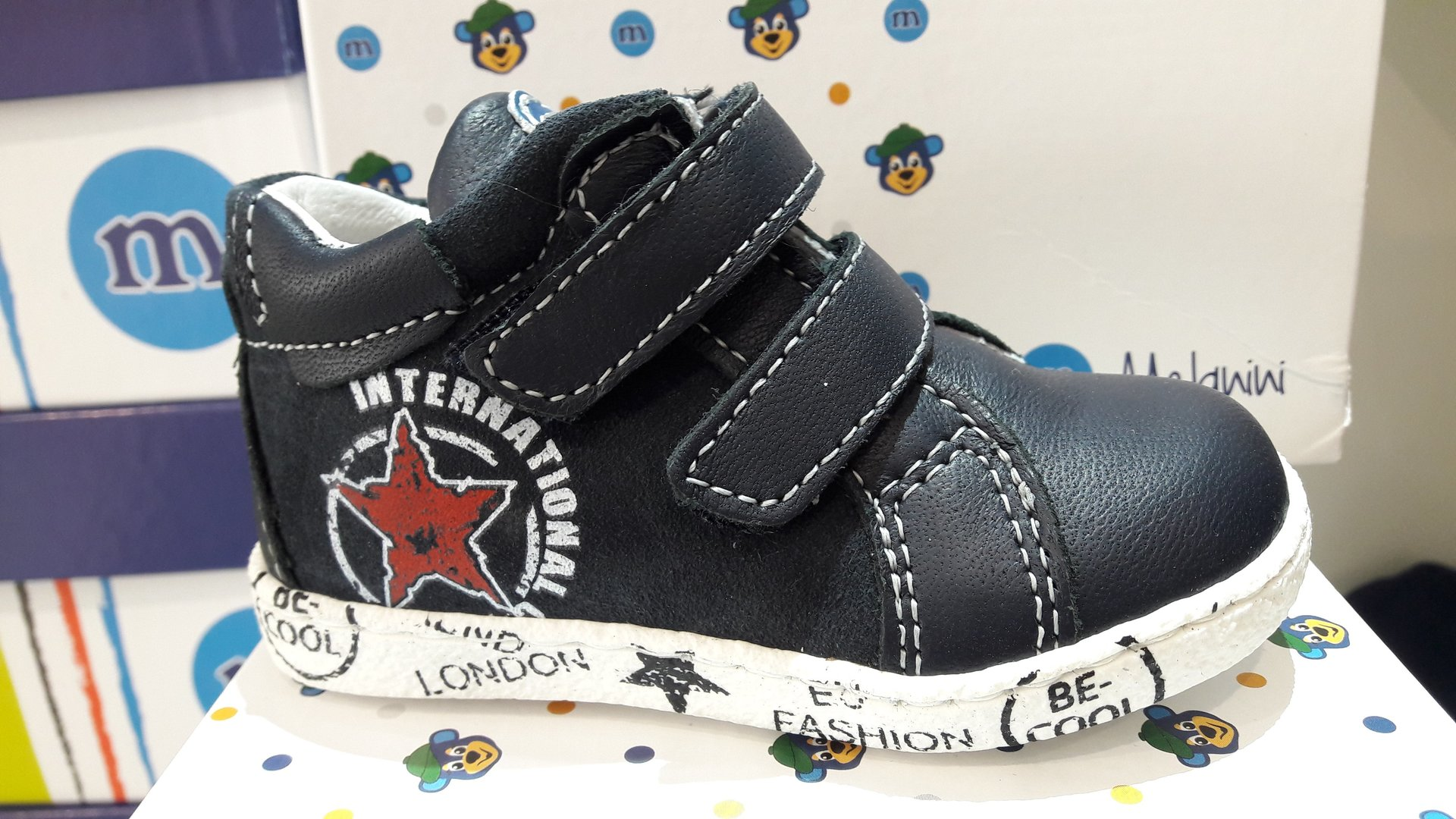 scarpe sportive bambino