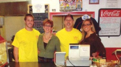 Luke's  of Lake Bluff Family Business Owners
