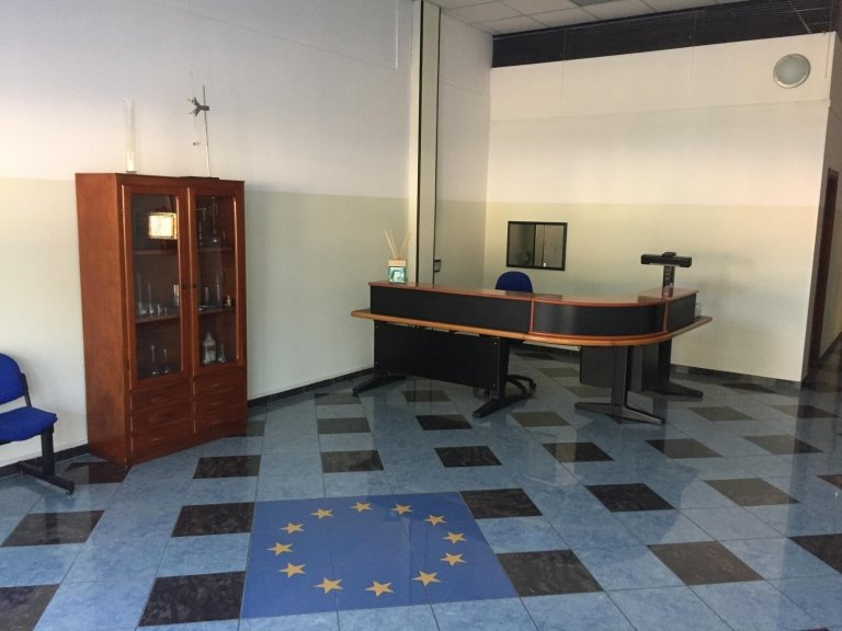 Hall dell'Istituto Responso