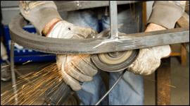 lavorazioni artigianali ferro battuo