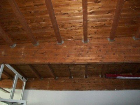 restauro soffitti, microsabbiatura, idrosabbiatura