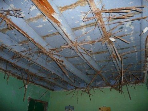 rifacimento soffitti, ristrutturazione edilizia, idropulitura