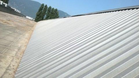 idrosabbiatura tetti in lamiera, idrosabbiatura tralicciati, idrosabbiatura macchine industriali