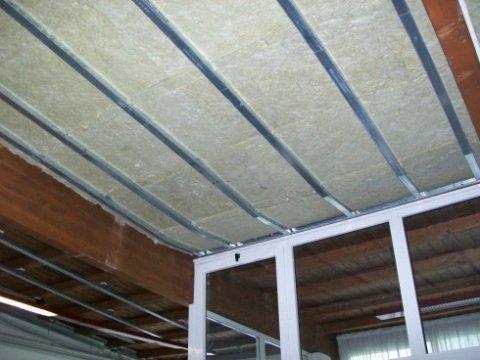 isolamento termico, restauro soffitti, controsoffittature