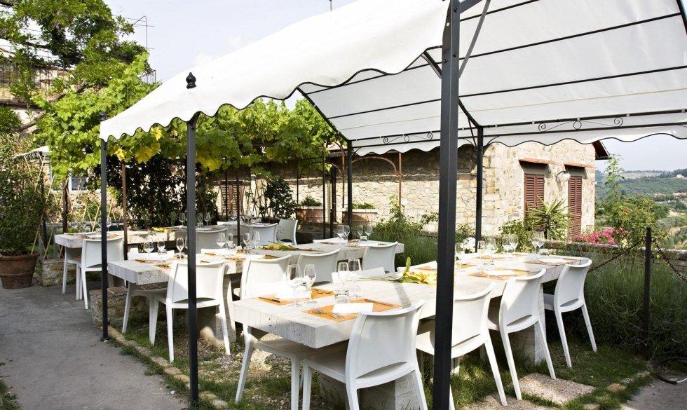 ristorante per cerimonie a Tavarnelle Val Di pesa