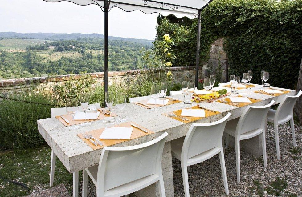 ristorante per cerimonie e banchetti all' aperto