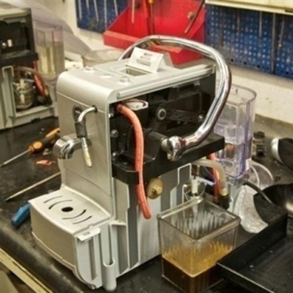 riparazione macchina caffè