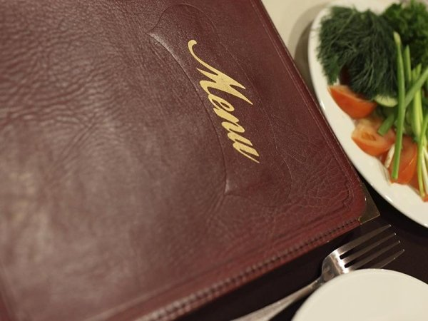 Menu di carne e pesce