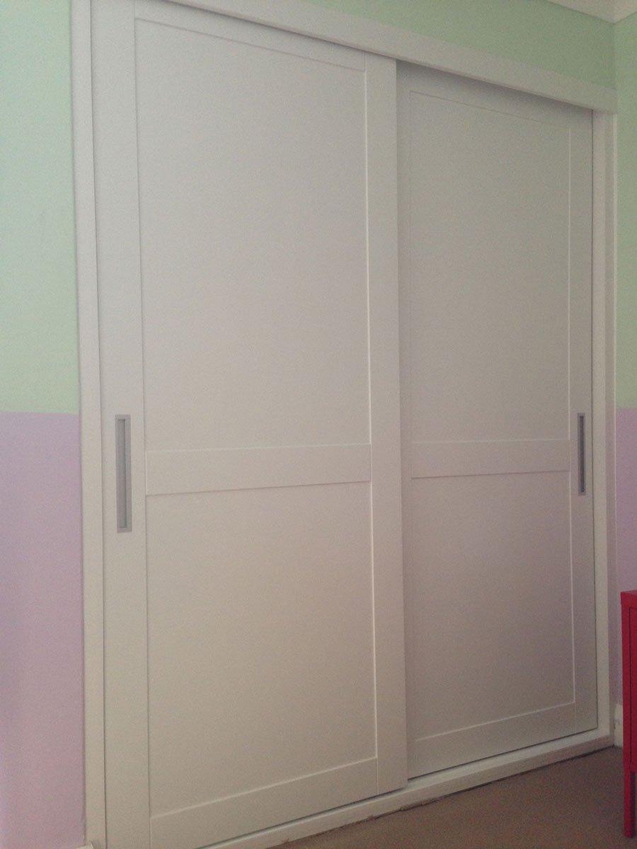 framed panel vinyl wrap 2 white doors