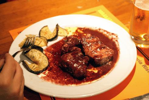 Specialità di carne Nervi (GE)