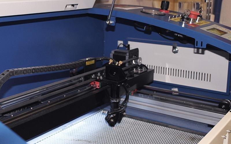 Strumentazione per la stampa laser