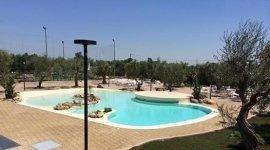 realizzazione piscina all'aperto