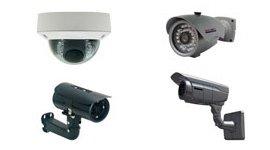 sistemi TVCC, telecamere, impianti antincendio