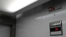 cabine ascensori, cabina di sollevamento
