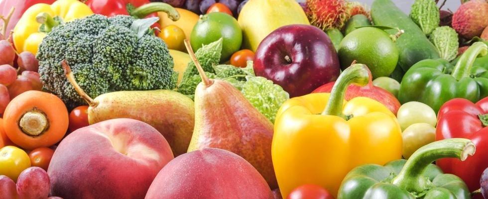 Verdure surgelate fresche