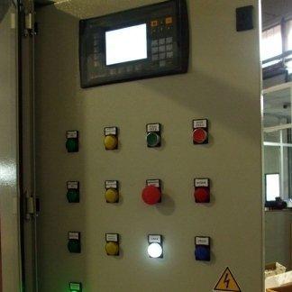 quadro elettrico forno