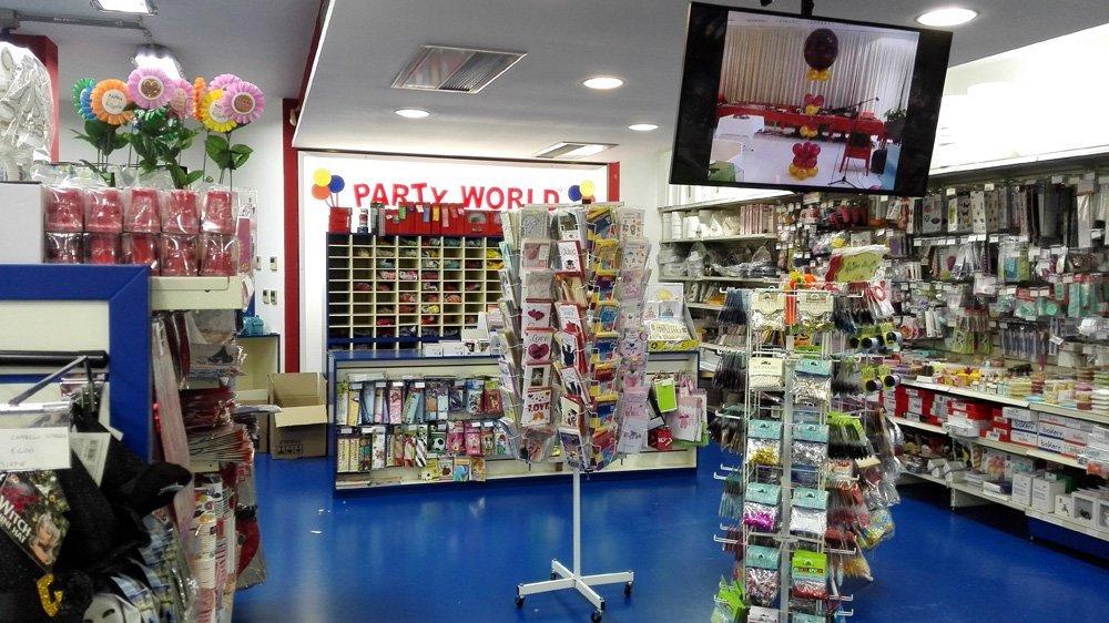 interno del negozio